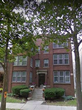 6248 N Wayne Unit GARDEN, Chicago, IL 60660 Edgewater