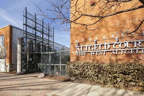 1300 W Altgeld Unit 137, Chicago, IL 60614 West Lincoln Park