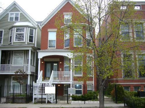 1534 W George, Chicago, IL 60657 Lakeview
