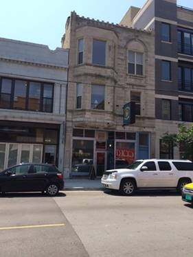 1117 W Belmont, Chicago, IL 60657 Lakeview