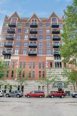 1444 N Orleans Unit 8F, Chicago, IL 60610 Old Town