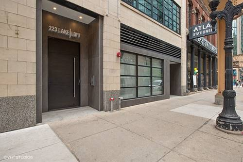 223 W Lake Unit 2S, Chicago, IL 60606 Loop