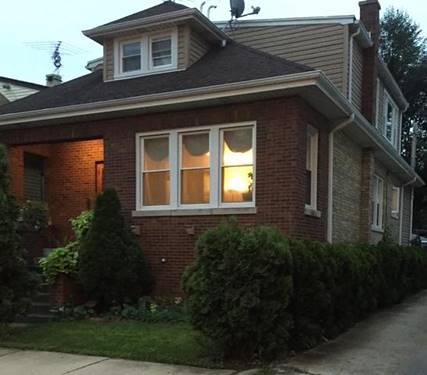 5343 W Carmen, Chicago, IL 60630