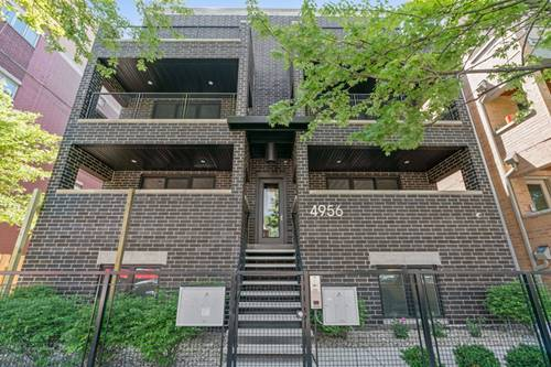 4956 N Western Unit 1W, Chicago, IL 60625 Ravenswood