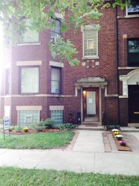 4824 N Claremont Unit 1, Chicago, IL 60625