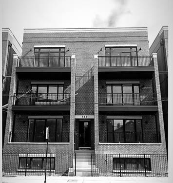 819 N Paulina Unit 2E, Chicago, IL 60622 Noble Square