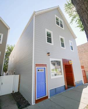 3953 S Rockwell, Chicago, IL 60632