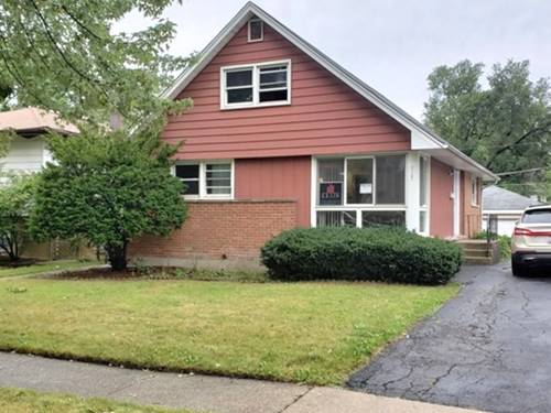 16928 Old Elm, Country Club Hills, IL 60478