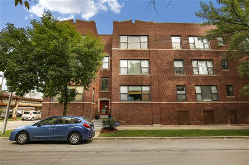 4641 N Campbell Unit 3, Chicago, IL 60625 Lincoln Square