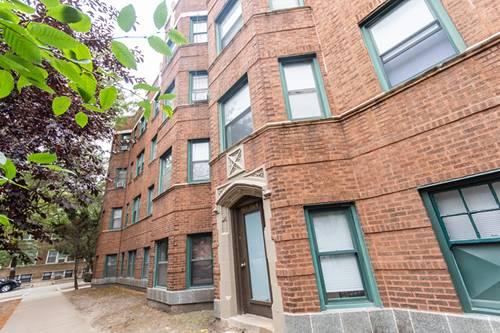 3502 N Wilton Unit G, Chicago, IL 60657 Lakeview