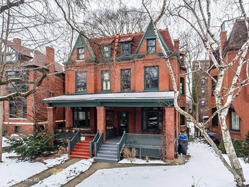 5745 S Dorchester, Chicago, IL 60637