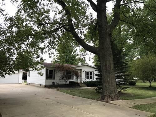 160 Oak, Buckingham, IL 60917