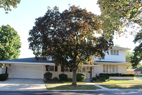 9801 S Kilbourn, Oak Lawn, IL 60453