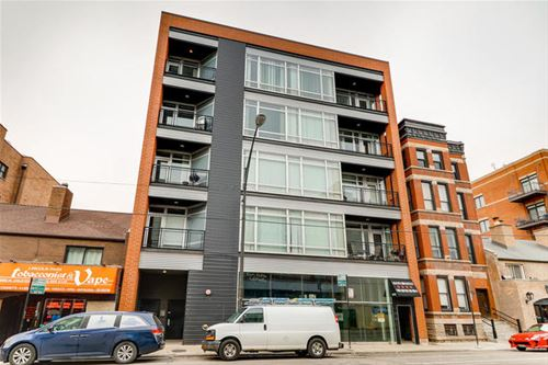 2668 N Halsted Unit 501, Chicago, IL 60614 Lincoln Park