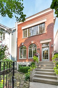 1920 W George, Chicago, IL 60657 West Lakeview