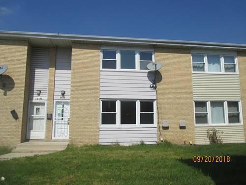1417 Silver Creek, Melrose Park, IL 60160