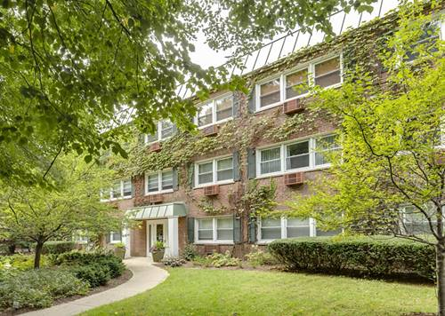 1414 Elmwood Unit 2A, Evanston, IL 60201