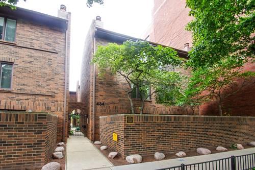 434 W Briar Unit 2, Chicago, IL 60657 Lakeview