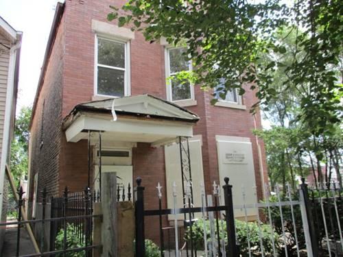 2245 S Kolin, Chicago, IL 60623