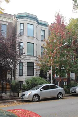 863 W Newport Unit 2, Chicago, IL 60657 Lakeview