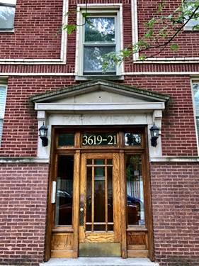 3621 W Byron Unit G, Chicago, IL 60618 Irving Park