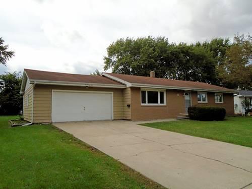 1036 N 3rd, Rochelle, IL 61068