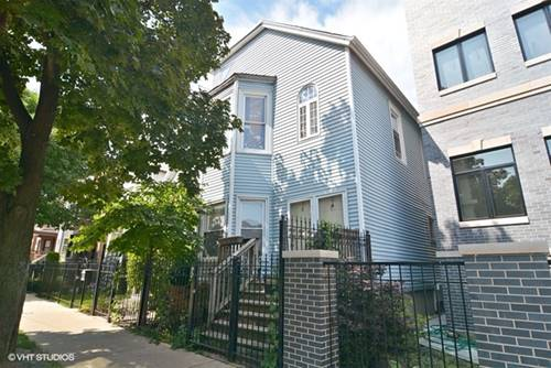 1728 N Campbell Unit 2, Chicago, IL 60647