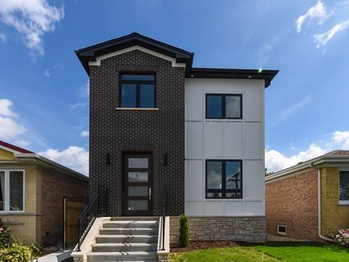 4543 N Sayre, Harwood Heights, IL 60706