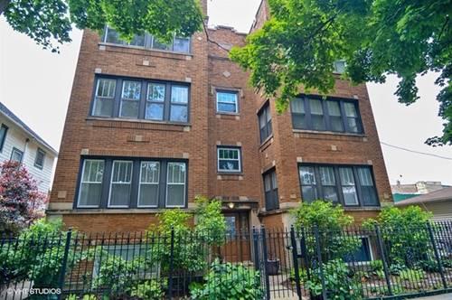 4342 N Richmond Unit 3S, Chicago, IL 60618