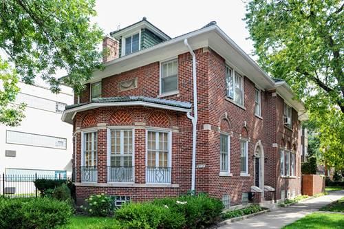 2157 W Arthur, Chicago, IL 60645 West Ridge