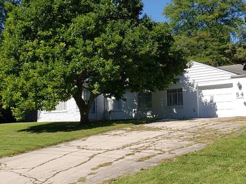 54 Harris, Clarendon Hills, IL 60514
