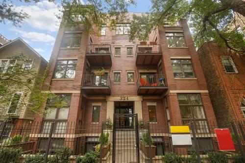 324 W Evergreen Unit 3E, Chicago, IL 60610 Old Town