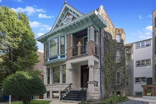 2113 W Concord Unit 2, Chicago, IL 60647 Bucktown
