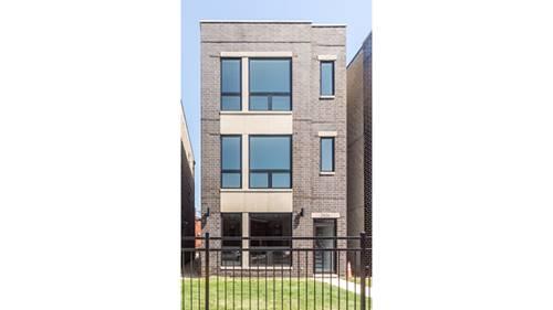 2734 W Warren Unit 3, Chicago, IL 60612