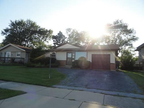 16428 Craig, Oak Forest, IL 60452