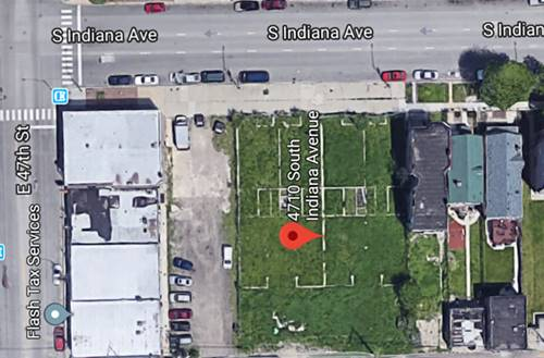 4710 S Indiana, Chicago, IL 60615 Bronzeville