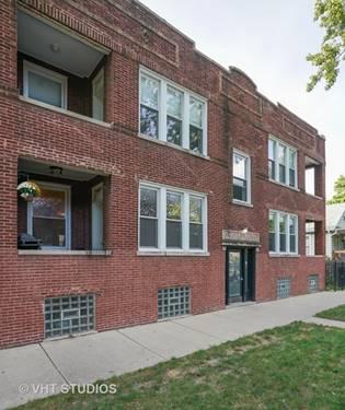 2634 W Francis Unit 1, Chicago, IL 60647 Logan Square