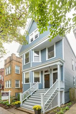 2427 W Cullom, Chicago, IL 60618 North Center