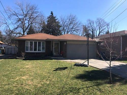 10937 S Nagle, Worth, IL 60482