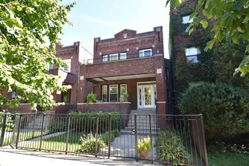 4205 N Wolcott, Chicago, IL 60613 North Center