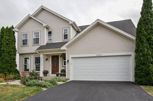 21113 W Covington, Plainfield, IL 60544