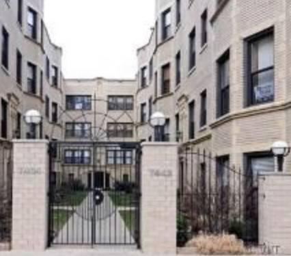 7438 N Hermitage Unit 2E, Chicago, IL 60626 Rogers Park