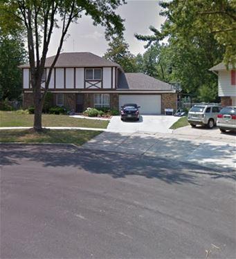 1608 Moore, Streamwood, IL 60107