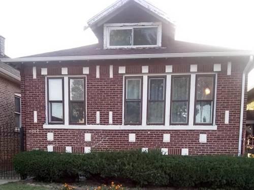 6012 S Richmond, Chicago, IL 60629