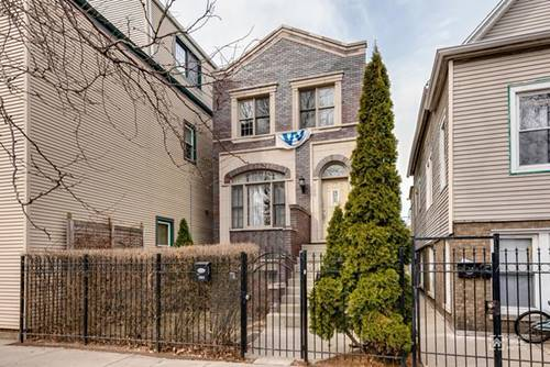 2902 N Washtenaw, Chicago, IL 60647 West Lakeview