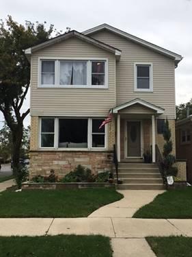 6001 W School, Chicago, IL 60634