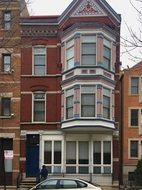 619 N Noble Unit 3, Chicago, IL 60642 Noble Square
