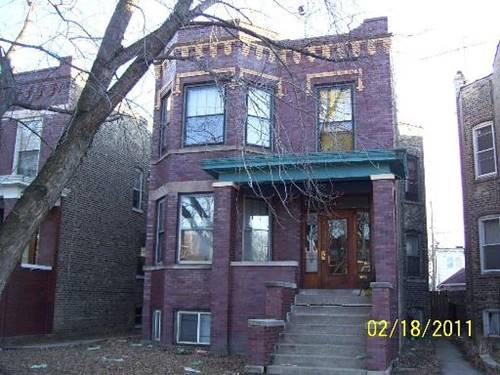 4437 W Altgeld, Chicago, IL 60639