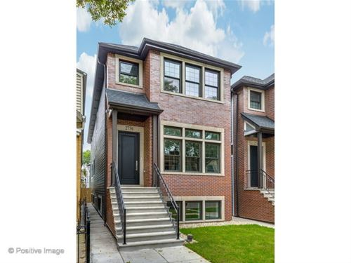 2736 N Whipple, Chicago, IL 60647