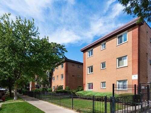 1624 W Greenleaf Unit 3S, Chicago, IL 60626